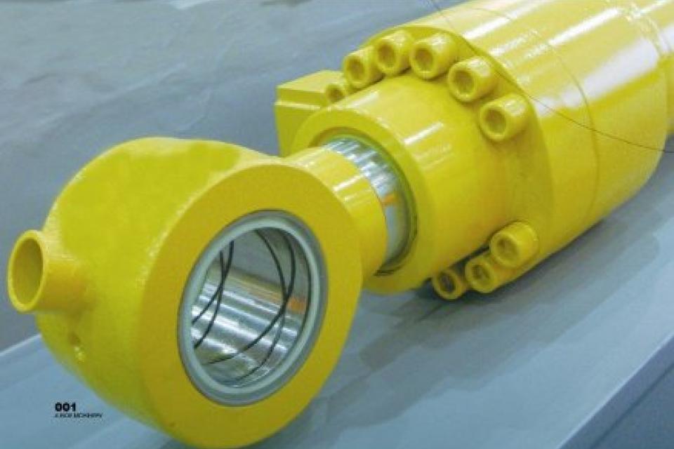 hidraulika munkahenger javítás