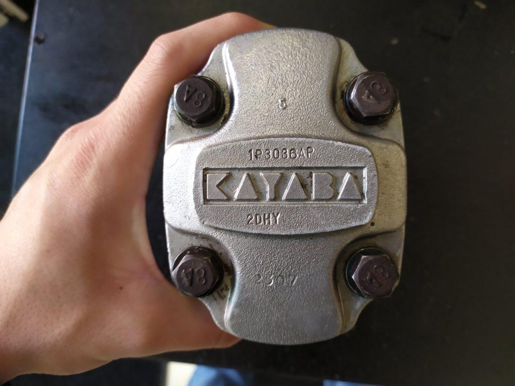Kayaba fogaskerék szivattyú ár